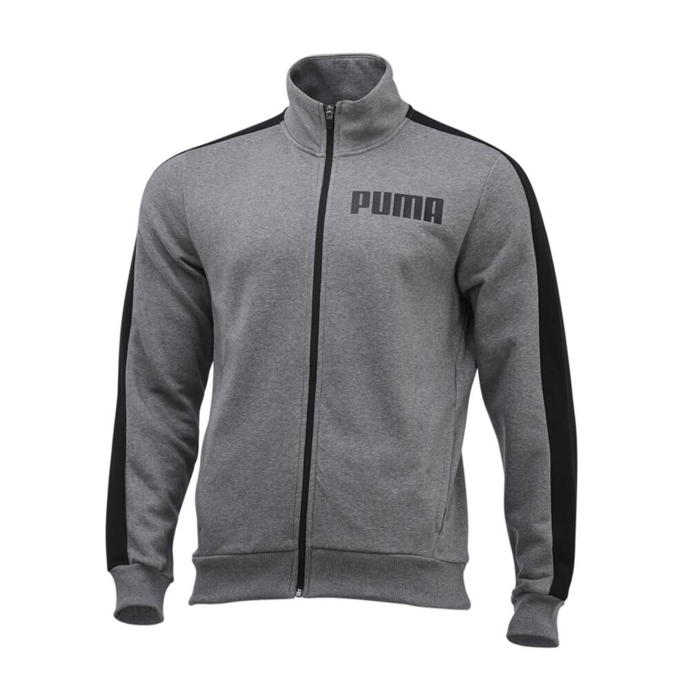 Image PUMA Contrast Men's Track Jacket #1