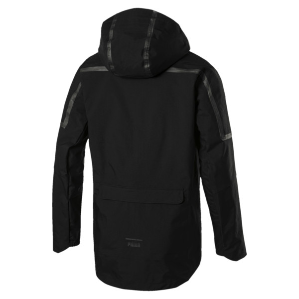 Pace Concept Men's Jacket, Puma Black, large