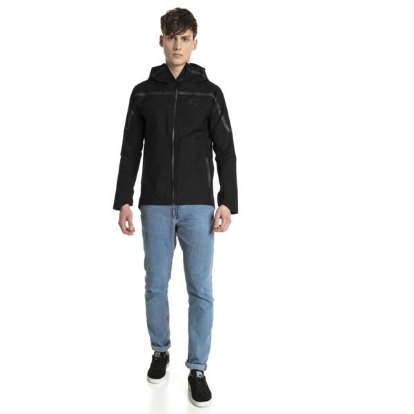 Pace Concept Men's Jacket, Puma Black, large