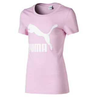 Image Puma Classics Short Sleeve Girls' Logo Tee