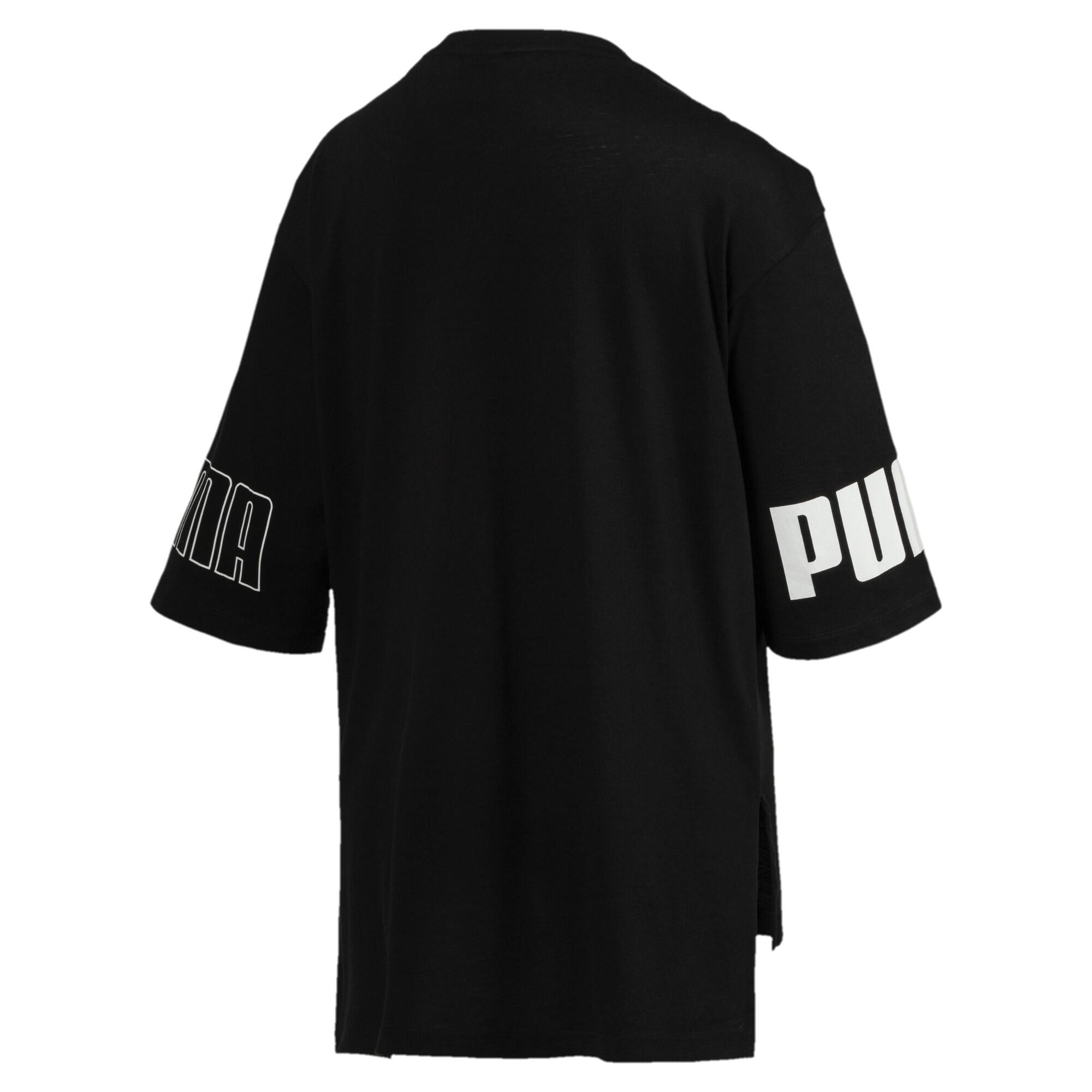 Image Puma Modern Sport Women's Logo T-Shirt #2