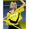 Imagen PUMA Top de diseño recortado con cuello en V Xtreme para mujer #3