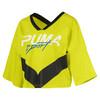 Imagen PUMA Top de diseño recortado con cuello en V Xtreme para mujer #1