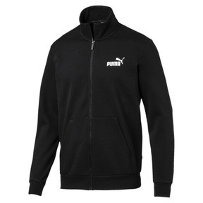 Essentials Fleece Men's Track Jacket