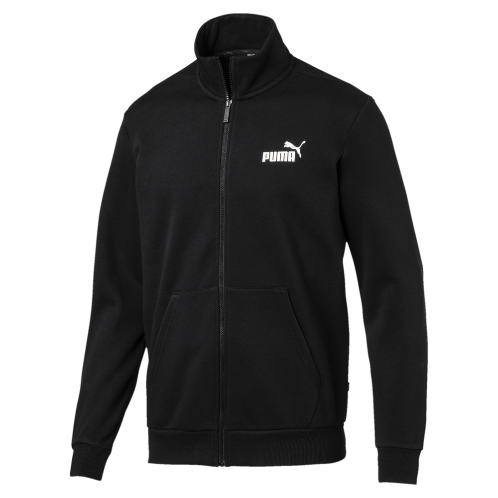 Изображение Puma Олимпийка Essentials Fleece Track Jkt #1