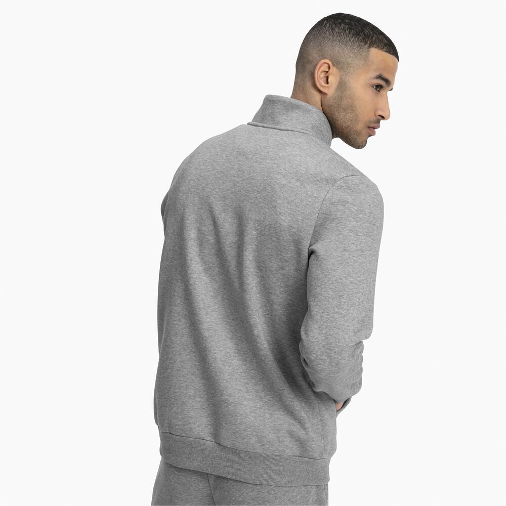 Изображение Puma Олимпийка Essentials Fleece Track Jkt #2