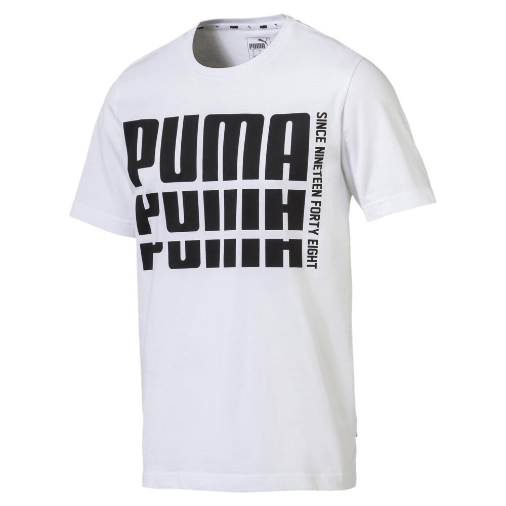 Image PUMA Rebel Men's Bold Basic T-Shirt #1