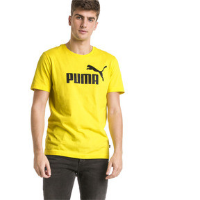 Thumbnail 1 of Essentials Men's Tee, Blazing Yellow, medium