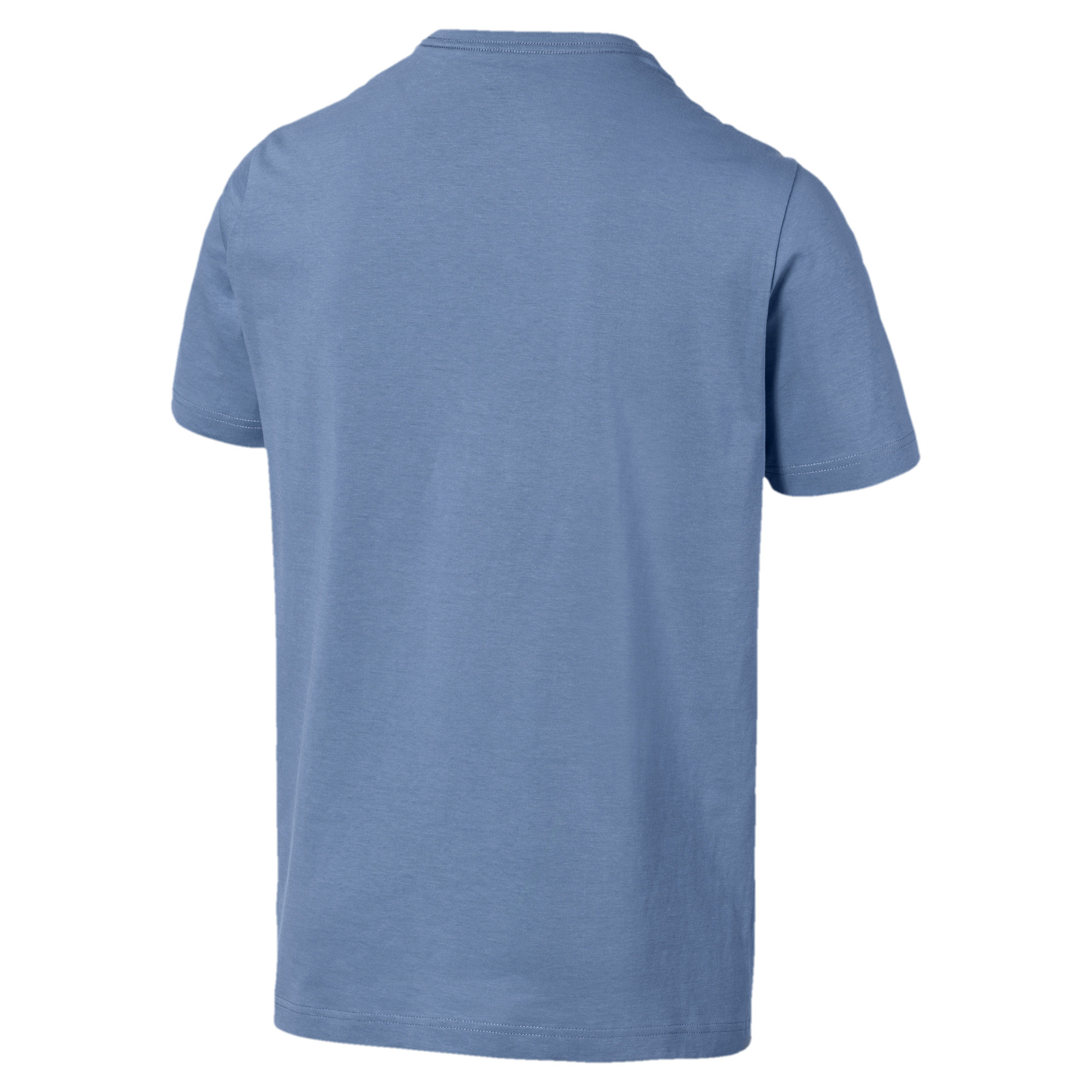PUMA-Essentials-Men-039-s-Logo-Tee-Men-Tee-Basics thumbnail 8