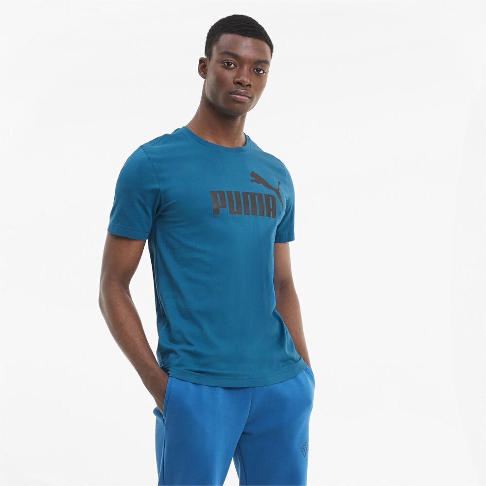 Görüntü Puma ESSENTIALS Erkek T-Shirt #1