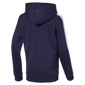 Thumbnail 2 of Classics Boy's Hoodie JR, Peacoat, medium