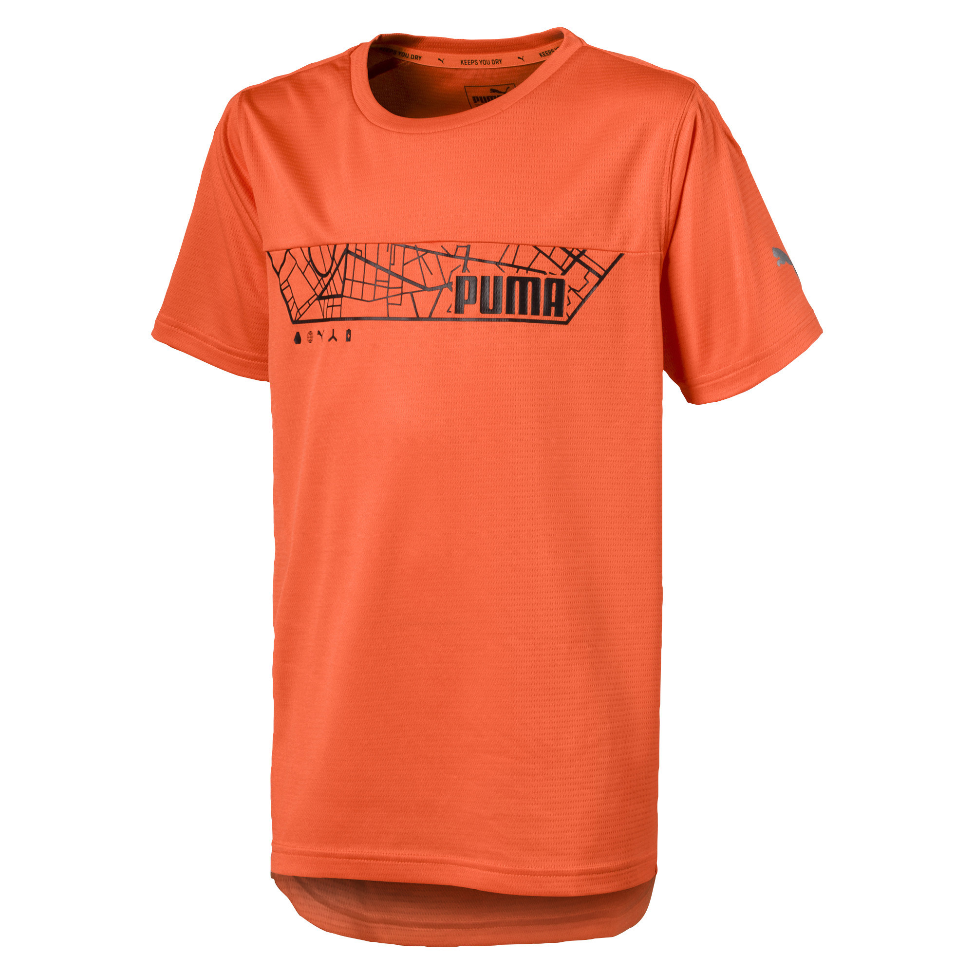Image Puma Energy Boys' Running Tee #1