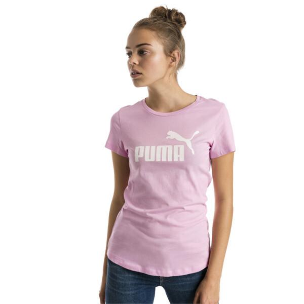 T-Shirt Essentials pour femme, Pale Pink, large