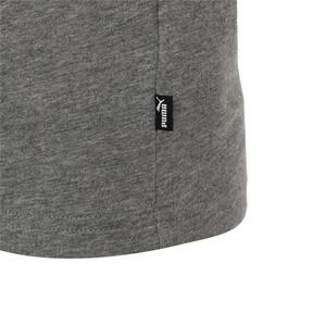 Thumbnail 5 of キッズ ESS LS Tシャツ (長袖), Medium Gray Heather, medium-JPN