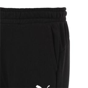 Thumbnail 4 of キッズ ESS スウェットパンツ, Cotton Black, medium-JPN