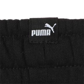 Thumbnail 6 of キッズ ESS スウェットパンツ, Cotton Black, medium-JPN