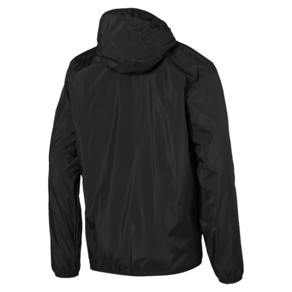 Rebel Men's Windbreaker, Puma Black, large
