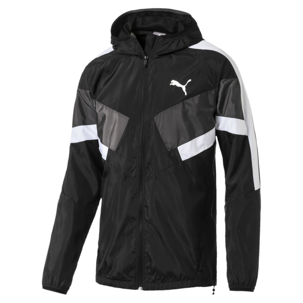 Image PUMA Men's Windbreaker + CB #1