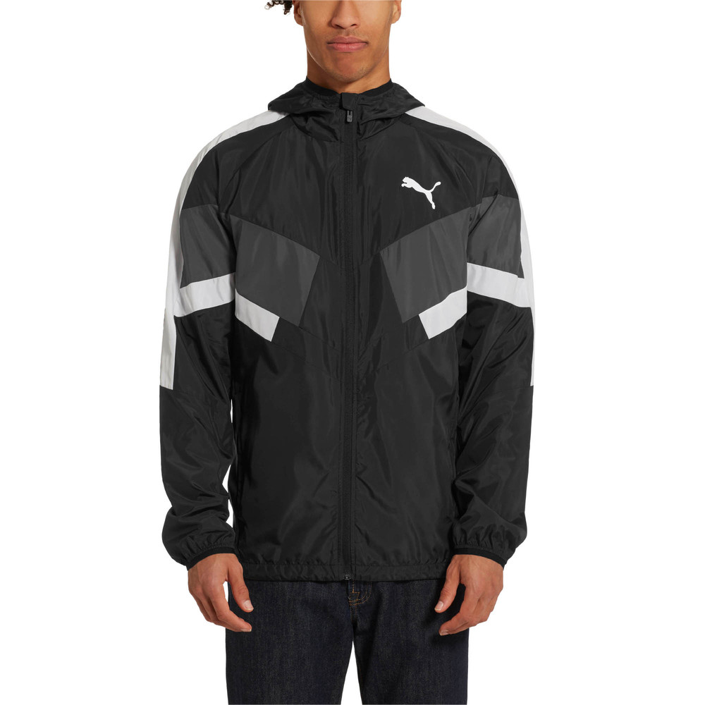 Image PUMA Men's Windbreaker + CB #2
