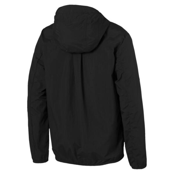 1/2 Zip Men's Jacket, Puma Black, large