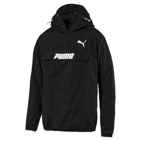 Thumbnail 1 of 1/2 Zip Men's Jacket, Puma Black, medium