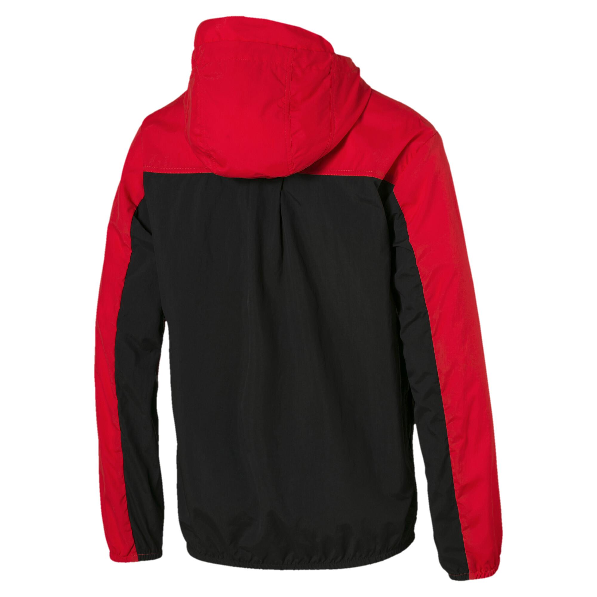 Image Puma 1/2 Zip Men's Jacket #2