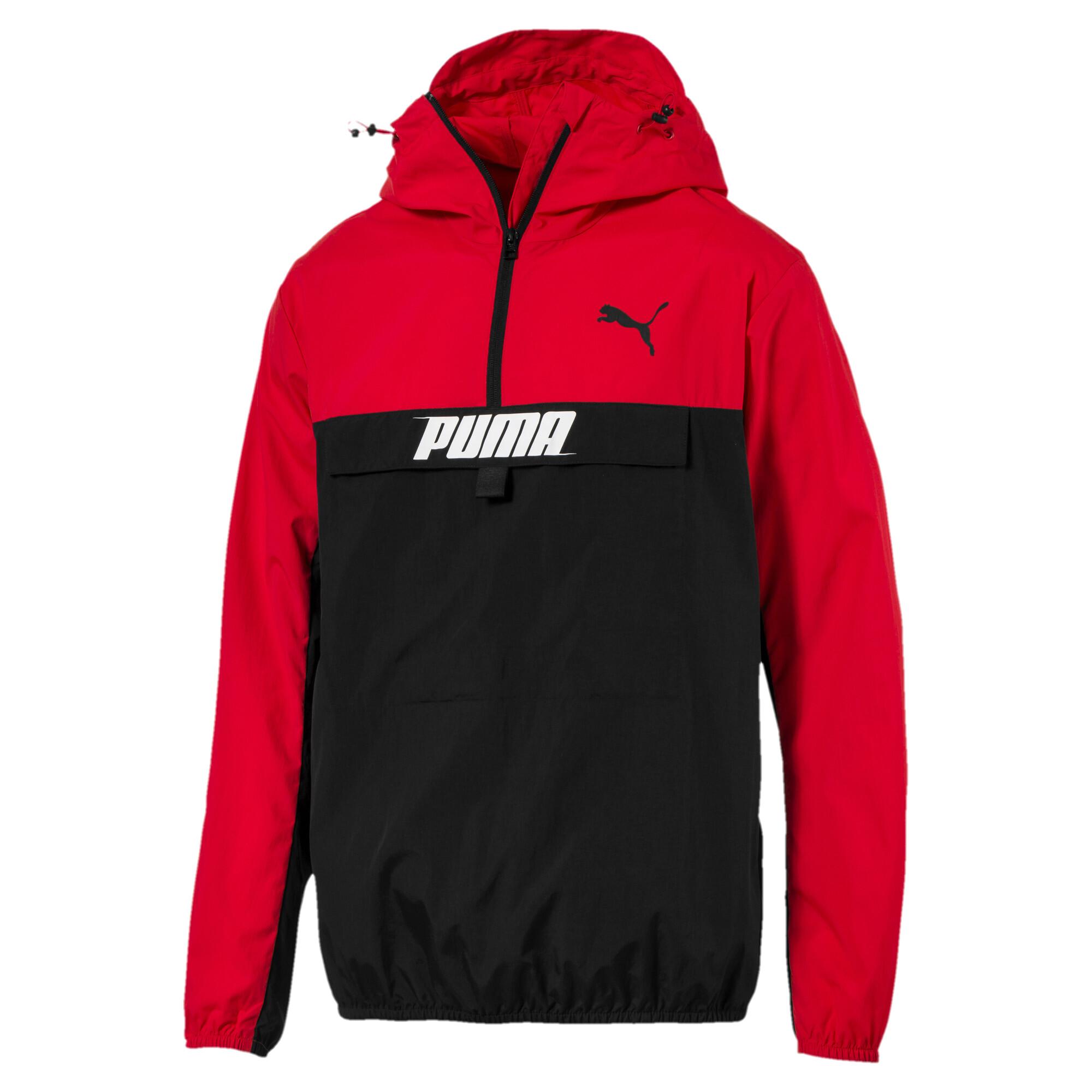 Image Puma 1/2 Zip Men's Jacket #1