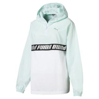 Image Puma Modern Sports Half Zip Hooded Women's Windbreaker