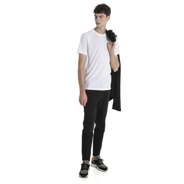 Evostripe Move T-shirt voor heren, Puma White, large