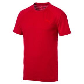 Thumbnail 4 van Evostripe Move T-shirt voor heren, High Risk Red, medium
