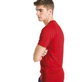 Thumbnail 2 van Evostripe Move T-shirt voor heren, High Risk Red, medium