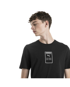 Image Puma Brand Placed Men's Tee