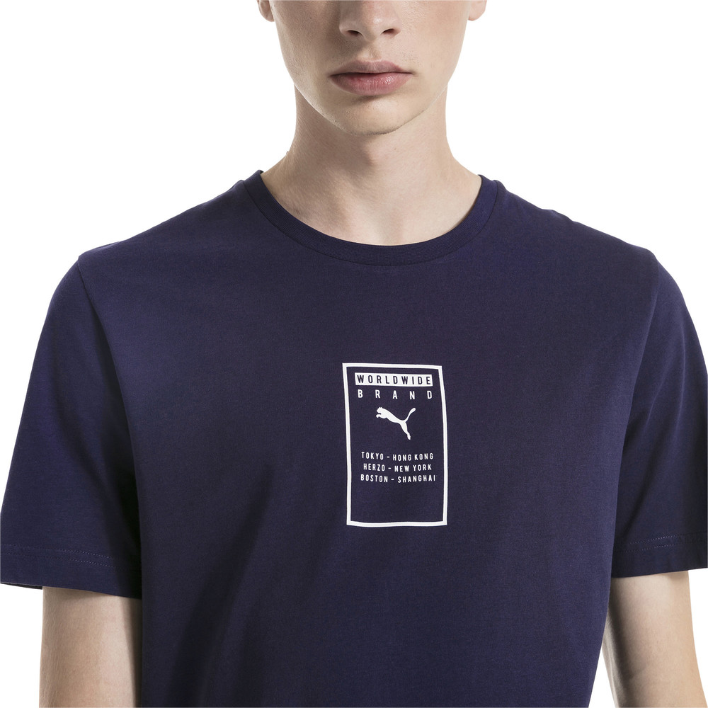 Image Puma Brand Placed Men's Tee #2