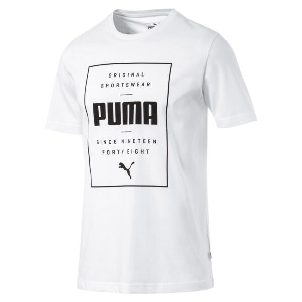 Box PUMA Tee, Puma White, large
