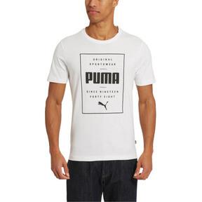 Thumbnail 1 of Box PUMA Tee, Puma White, medium