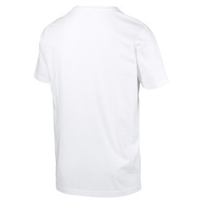 Thumbnail 3 of PUMA SP Execution Tee, Puma White, medium