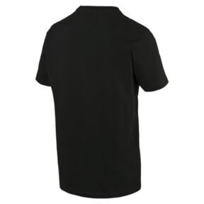 Thumbnail 2 of Fusion Short Sleeve Men's Tee, Cotton Black, medium
