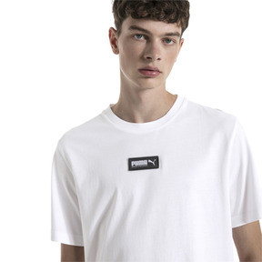 Thumbnail 1 van Fusion T-shirt met korte mouwen voor mannen, Puma White, medium