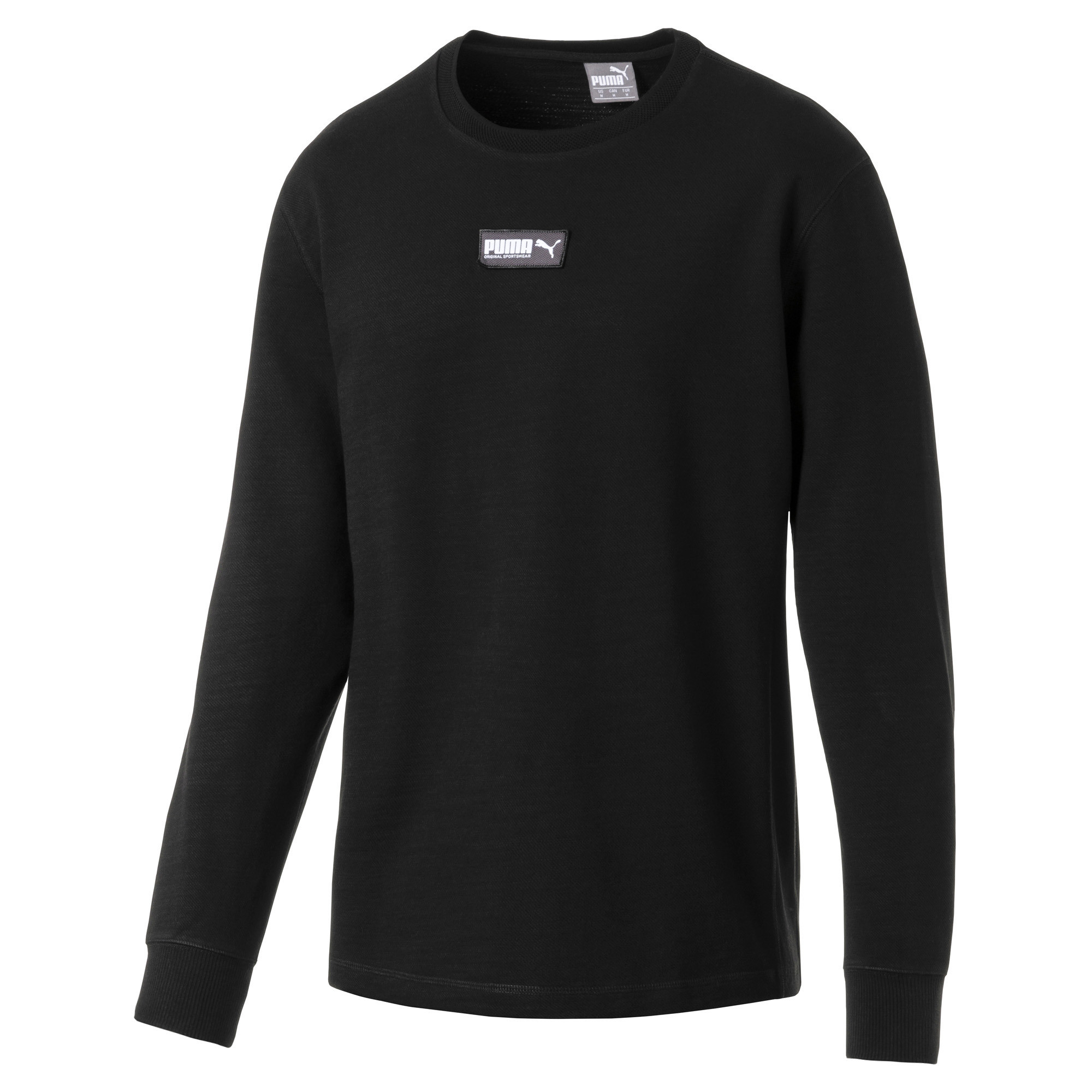 Image Puma Fusion Crew Neck Men's Sweater #4