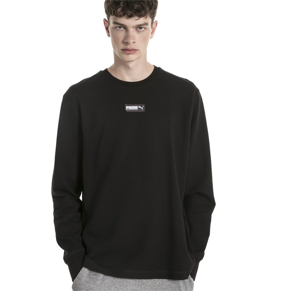 Image PUMA Fusion Crew Neck Men's Sweater #2