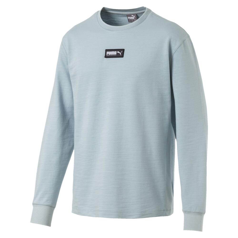 Image Puma Fusion Crew Neck Men's Sweater #1