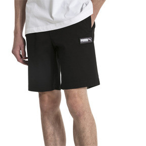 "Thumbnail 1 of Fusion Twill Shorts 8"", Puma Black, medium"