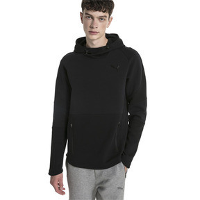 Thumbnail 1 of Evostripe Move Men's Hoodie, Puma Black, medium