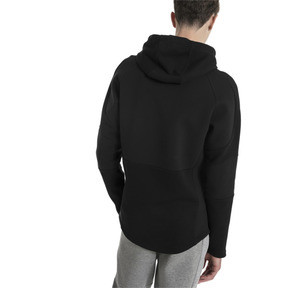Thumbnail 2 of Evostripe Move Men's Hoodie, Puma Black, medium