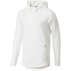 Thumbnail 1 of Evostripe Move Men's Hoodie, Puma White, medium
