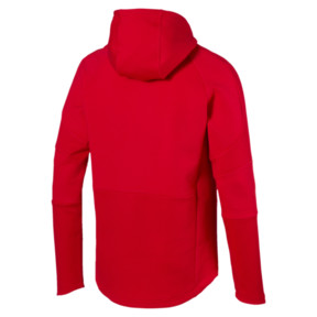 Thumbnail 6 of Evostripe Move Men's Hoodie, High Risk Red, medium