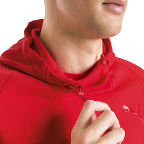 Thumbnail 4 of Evostripe Move Men's Hoodie, High Risk Red, medium