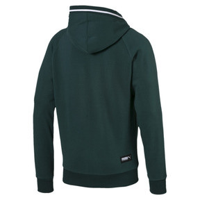 Thumbnail 5 of Athletics Men's Hooded Jacket, Ponderosa Pine, medium
