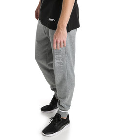 Thumbnail 1 of Athletic Men's Pants, Medium Gray Heather, medium