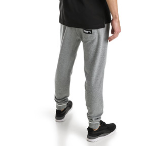 Thumbnail 2 van Athletic broek voor mannen, Medium Gray Heather, medium